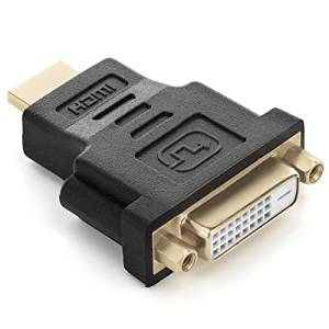 deleyCON DVI HDMI Adapter