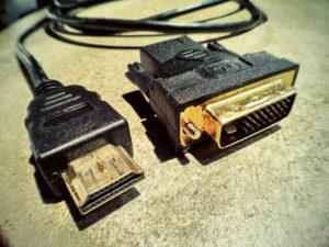 DVI HDMI Adapterkabel